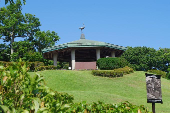 旧三井財閥の華麗なる別荘生活を伝える公園