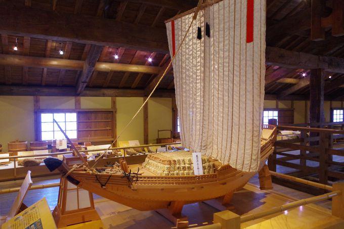 江戸で大人気の灘の酒を運んだ樽廻船
