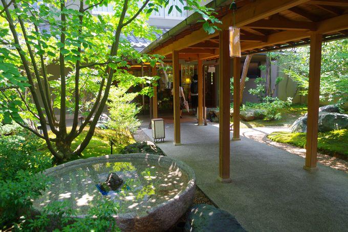 松江の老舗旅館が営む「庭園茶寮 みな美」