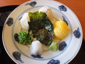 松江の老舗「庭園茶寮みな美」で不昧公ゆかりの鯛めしと庭園を楽しむ!