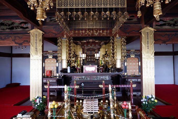 関東唯一の「開運」と「厄除け」の御利益を一度にいただけるお寺