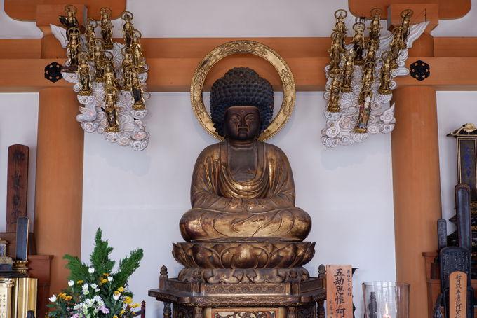 国宝や重要文化財の貴重な仏像