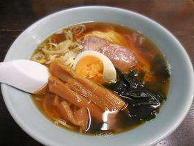 ンマ〜イ!トキワ荘のマンガ家たちも唸った東京南長崎「松葉」のラーメン