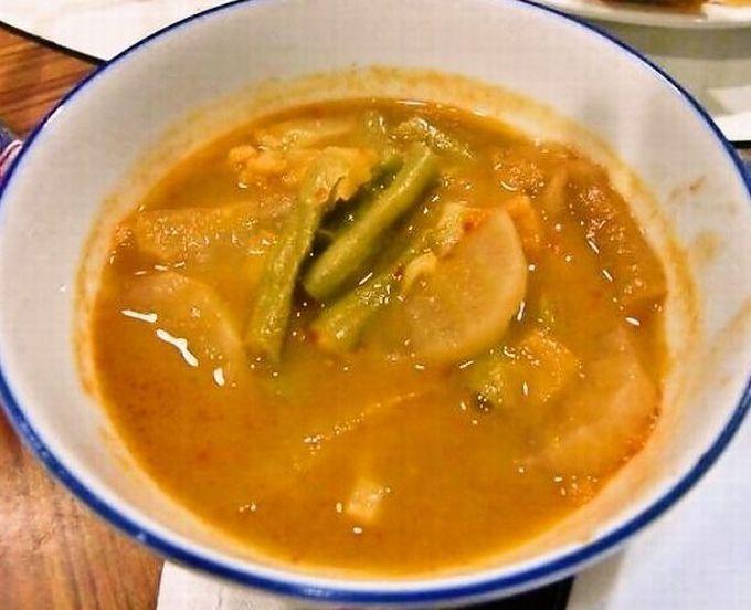 3.日本人の口に合う!サワースープ「ゲーンソム」