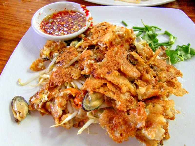 3.タイのお好み焼き「ホイ・トート」
