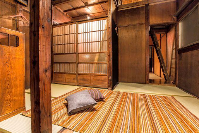 昭和のかほり漂う客室はまるで…