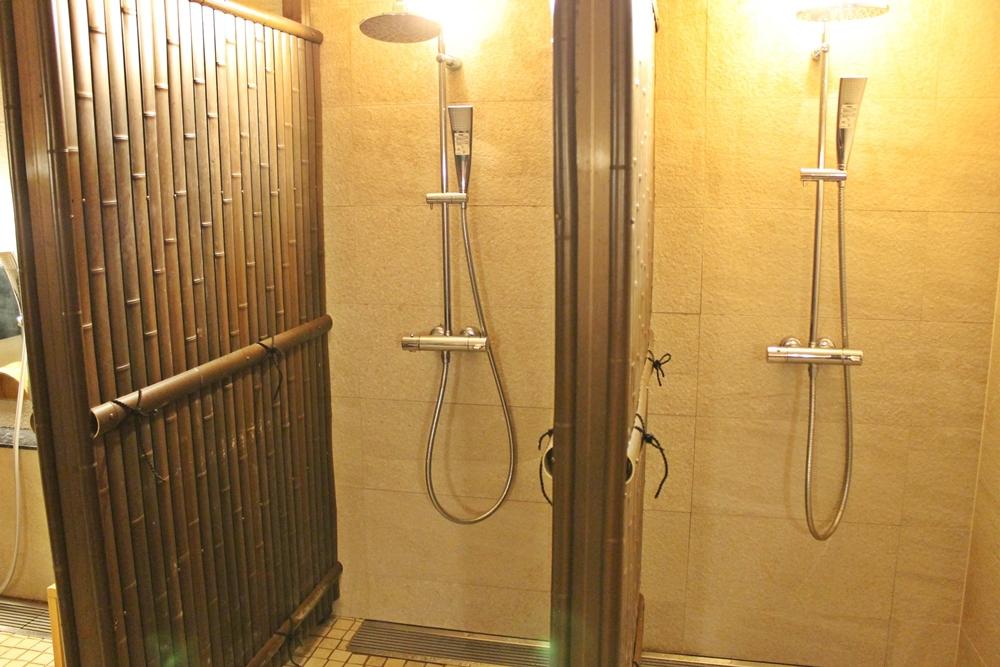 くつろぎの大浴場でゆったりと