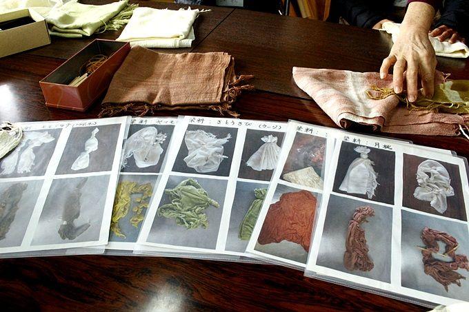 染め体験で、オリジナルバンダナorスカーフを作ろう。
