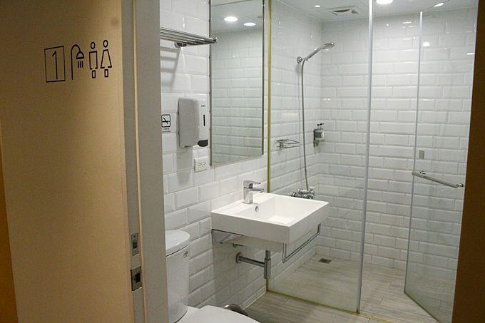 清潔で快適な室内が2000円台とは驚き!