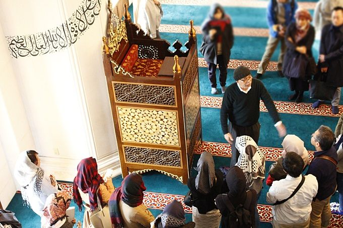 イスラム教への関心が深まるツアーに参加しよう。