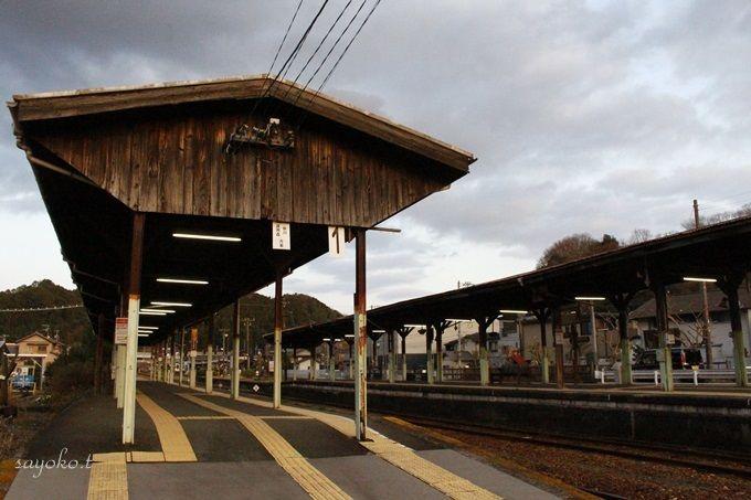 鉄道ファンなら必訪!レトロな天竜二俣駅