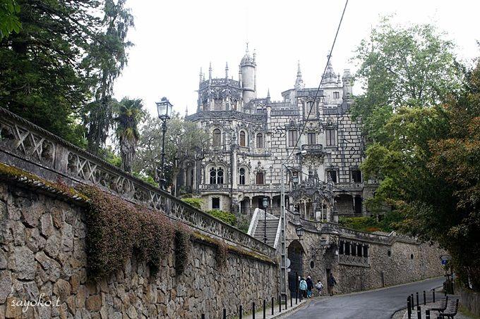 ポルトガル・シントラの迷宮「レガレイラ宮殿」の罠にはまる旅