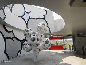 千葉県「市原湖畔美術館」は、アート・食・遊びのオアシス