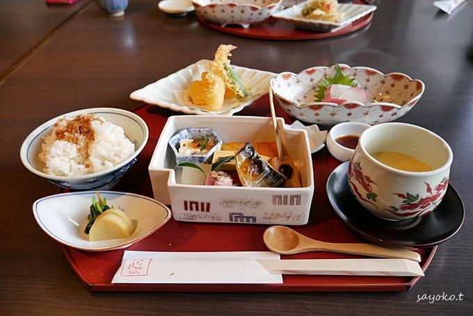 神田川道場プロデュースの食事を堪能