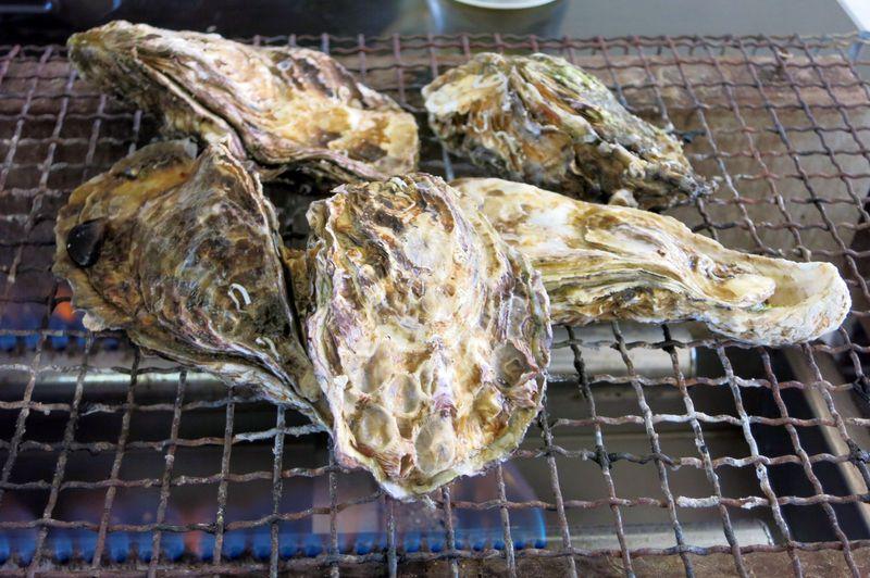 小屋 広島 牡蠣