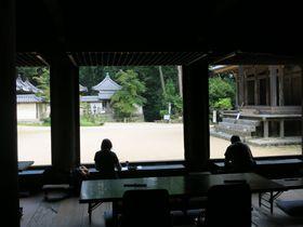 自分をリセットしたくなったら姫路・書写山圓教寺で静かな時を