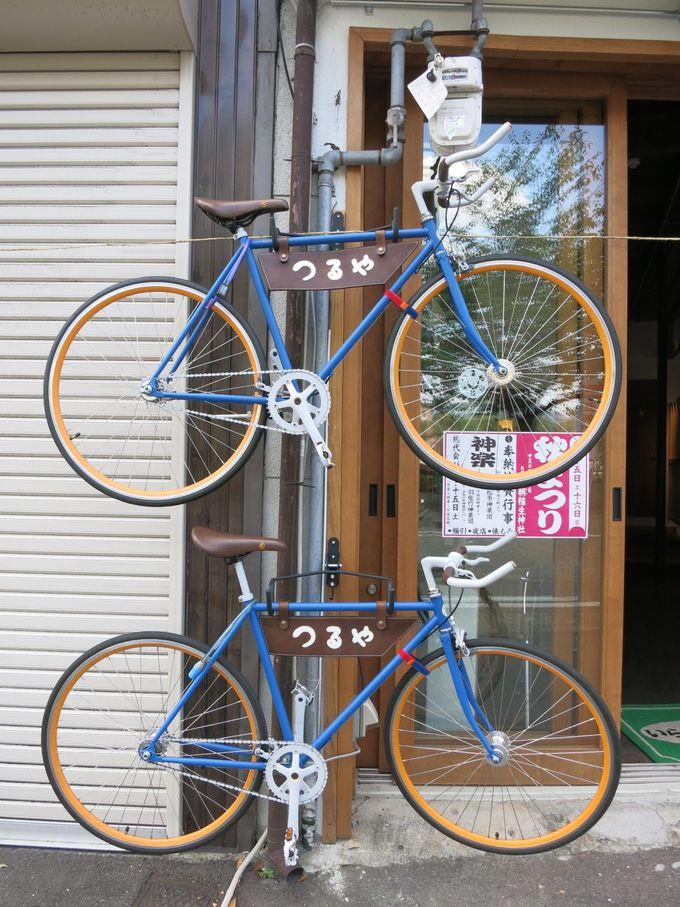 Cocci Pedaleのレンタサイクルでおしゃれに広島ポタリング