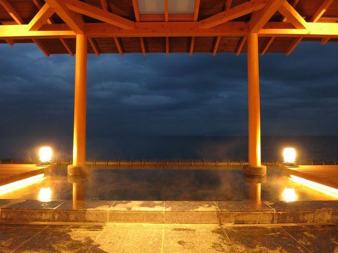 景色も温泉もくつろぎも、ガゼボという楽しみかた