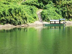 風情いっぱい!小舟遊覧船で川面から四万十川を楽しもう