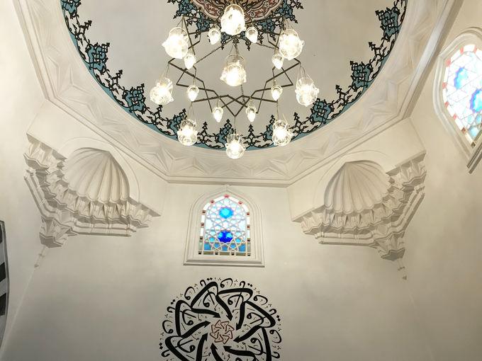 ため息が出るほど美しい日本最大のモスク