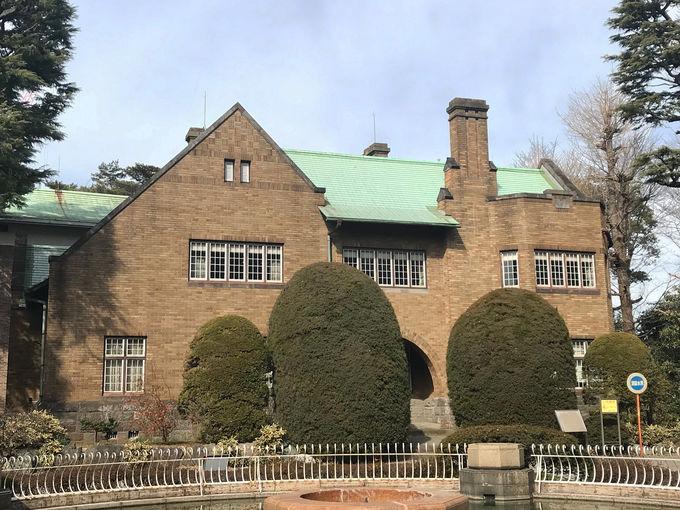 武蔵野の風情残る森を歩き静嘉堂文庫美術館へ