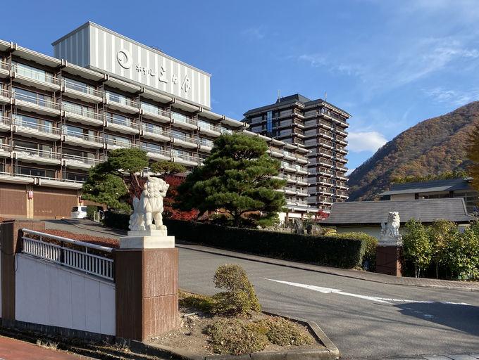 日光・鬼怒川旅行に抜群のアクセス
