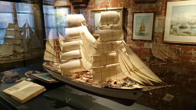 優雅な帆船に至る歴史と造船の歴史。