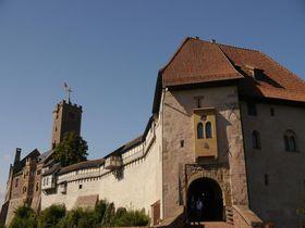 ドイツ世界遺産アイゼナハ・ヴァルトブルク城の見どころ3選
