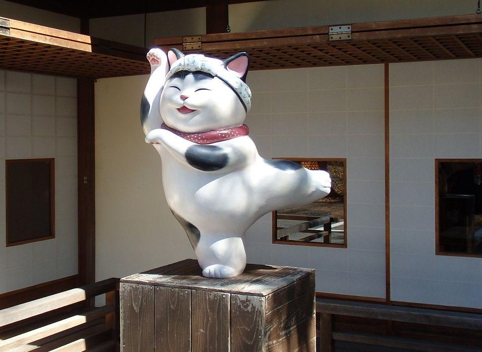 ますます運気アップ!?伊勢神宮「おかげ横丁」で招き猫めぐり