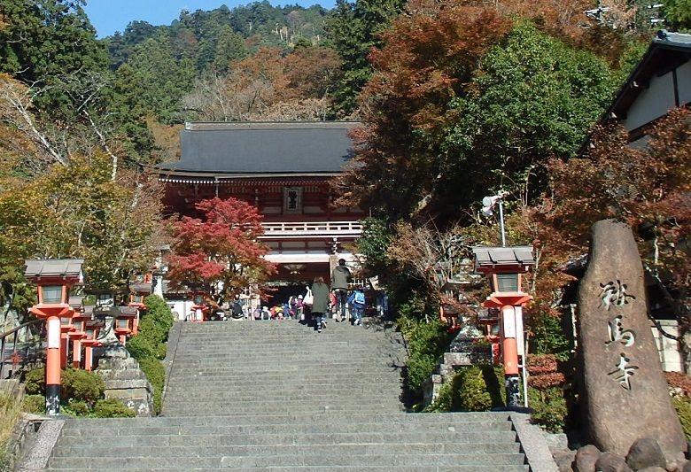 1.鞍馬寺/京都府