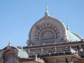 パイプオルガンのある 東京・築地本願寺は不思議がいっぱい!
