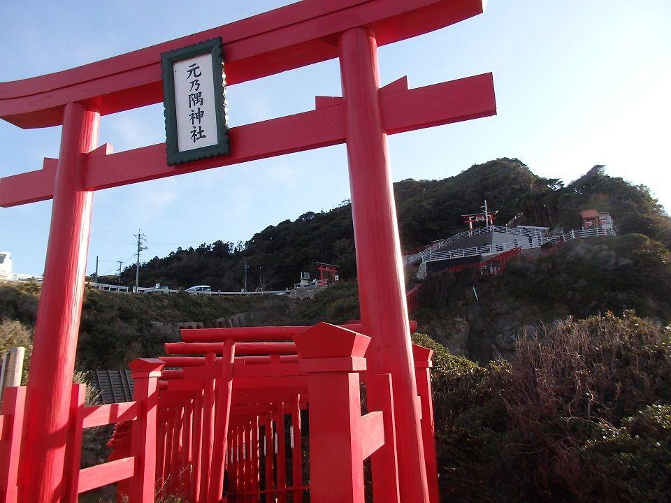 CNN「日本の最も美しい場所」に選ばれた元乃隅神社