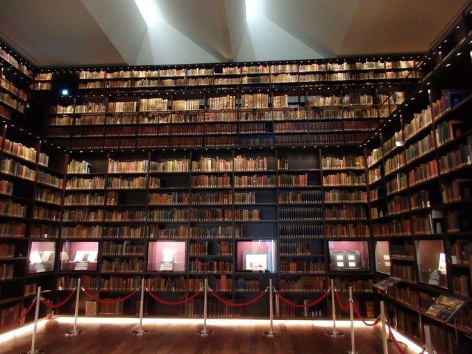 東洋文庫には、本の神様・学問の神様「魁星」がいます!