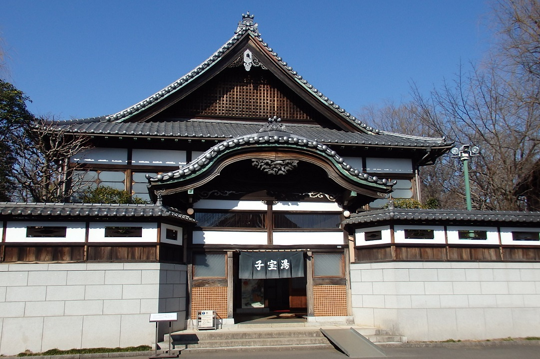 8.江戸東京たてもの園/小金井市