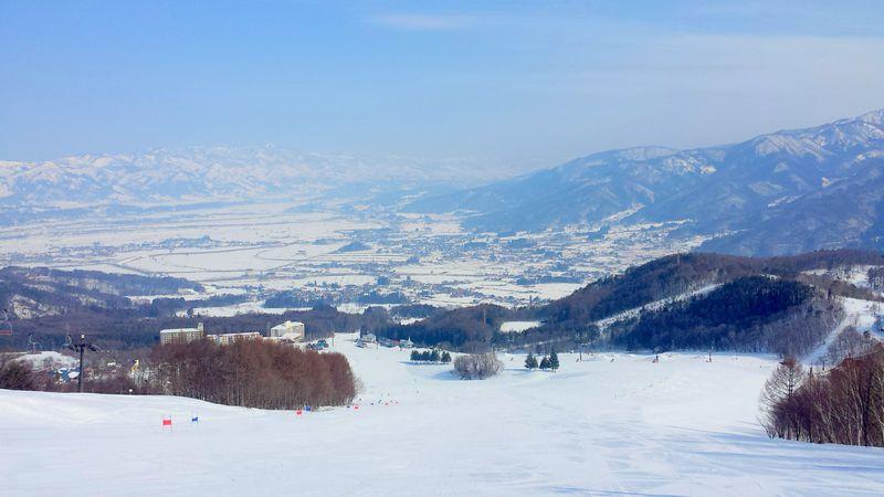 ワイドバーンで人混み知らず!長野「木島平スキー場」は家族の味方