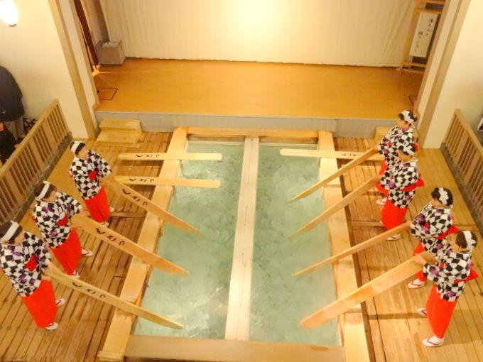滑り終わったら草津の名湯を堪能