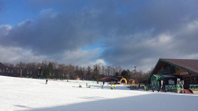 草津国際スキー場とは?