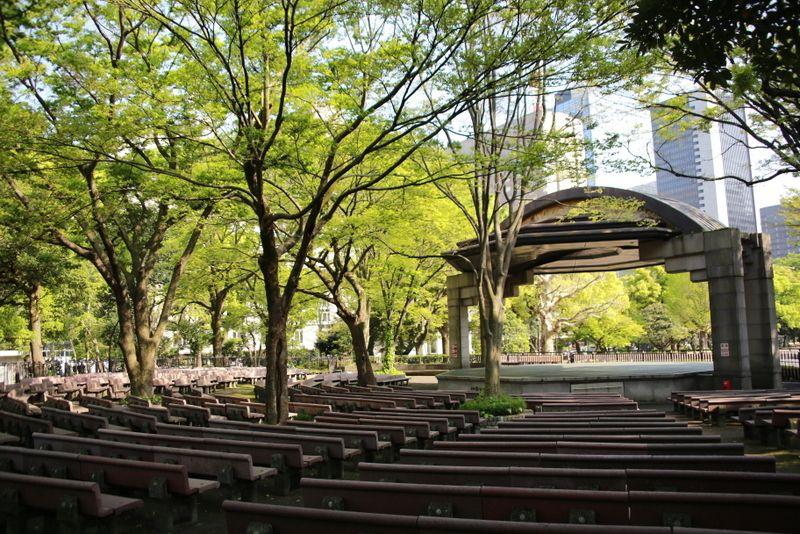 文明開化はここから!?東京「日比谷公園」で感じる西洋文化の芽吹き
