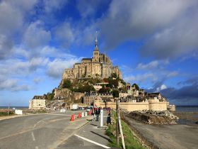 時間と場所で異なる魅力!仏「モンサンミシェル」絶景5選