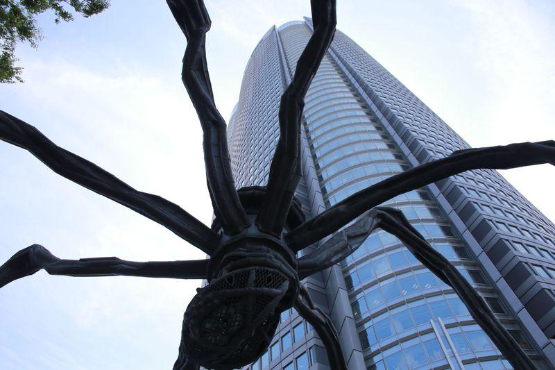 文化は六本木から!?東京「六本木ヒルズ」周辺に潜むアートが凄い