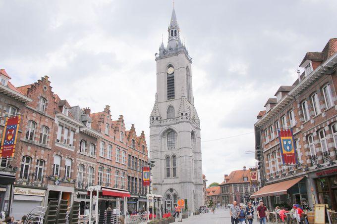 町を見守り続けた鐘楼