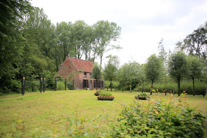 4.ゴッホの家/ベルギー