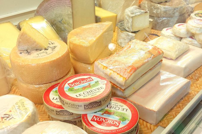 安くて美味しいチーズ天国