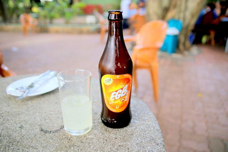 名前がユニークなジンジャービール。その味とは…?
