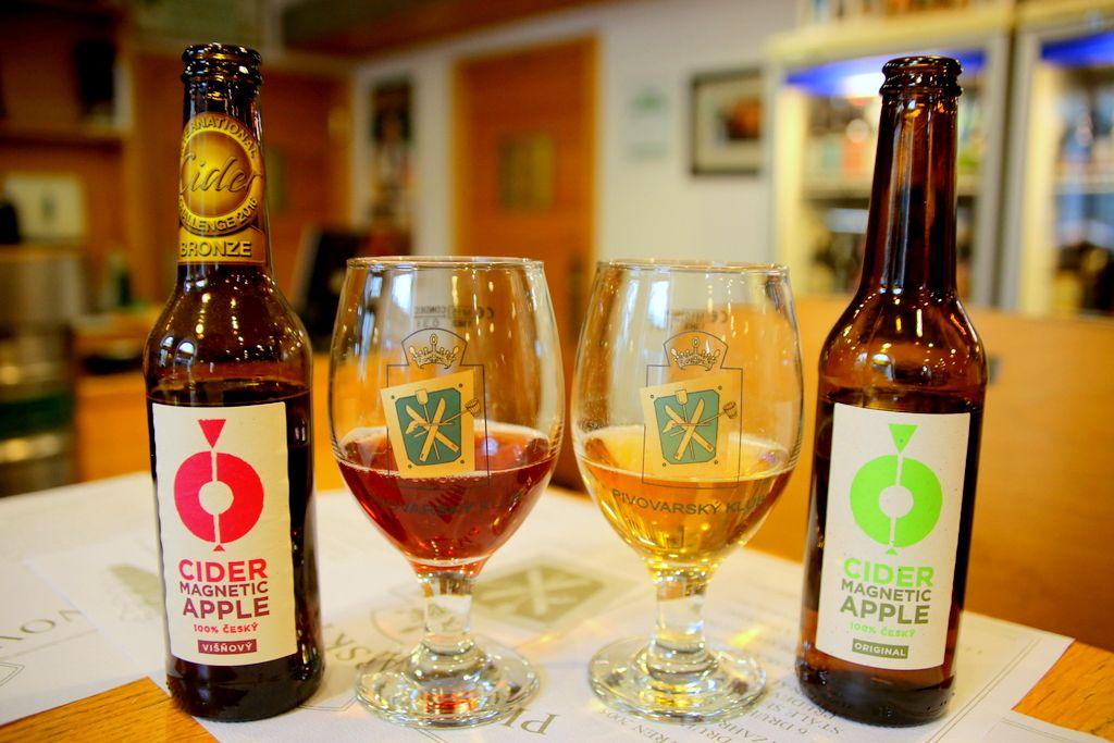 ビールが苦手な人は、シードルがいかがでしょう?