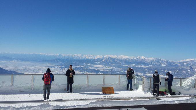 8.竜王スキーパーク/長野県