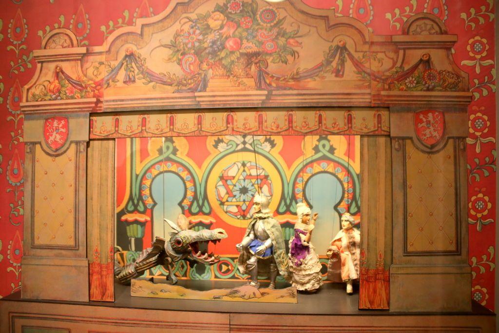 マリオネットの魅力がたっぷり詰まった博物館