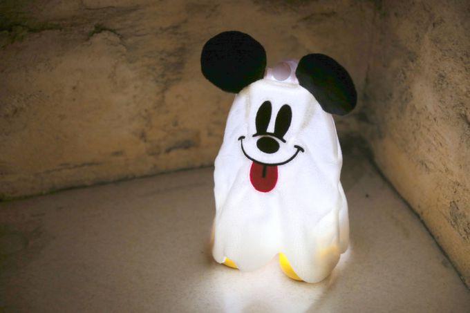 お化けミッキーマウスもたくさん