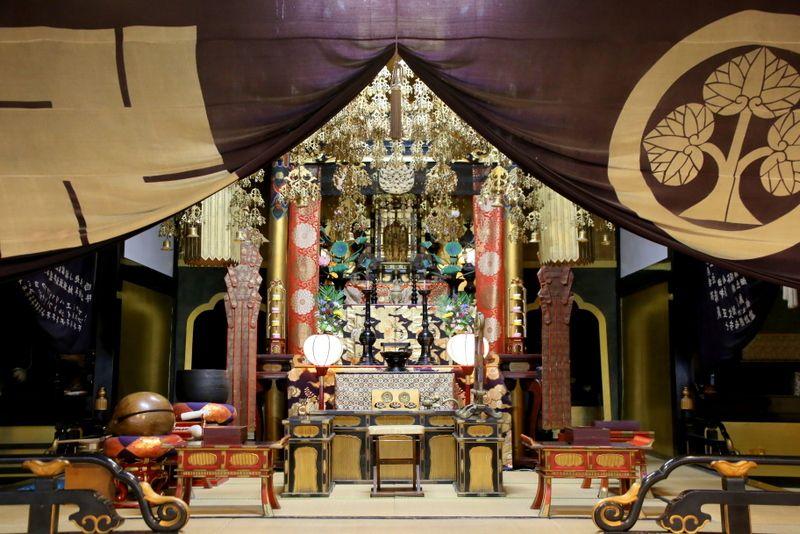 お寺文化もしっかり体感
