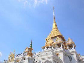 バンコク「ワット・トライッミット」は黄金の仏像伝説が残るお寺